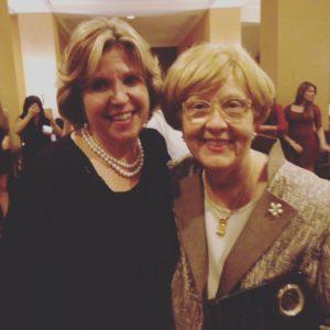 PSNA President and Dean Fitzpatrick at November's SNAP Banquet