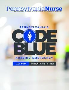 PSNA Cover Code Blue