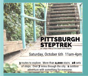 Pittsburgh StepTrek @ South Side Park   Pittsburgh   Pennsylvania   United States