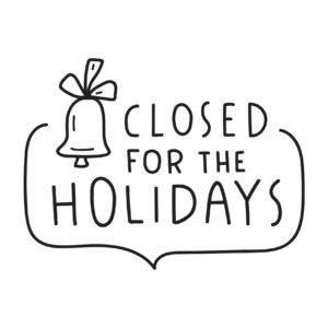 PSNA Office Closed